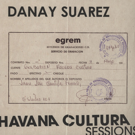 Danay Suarez - The Havana Cultura Sessions
