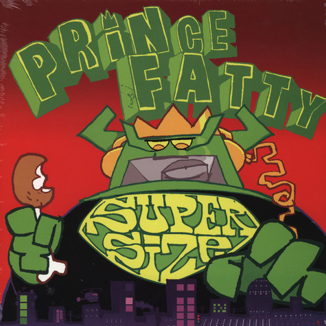 Prince Fatty - Supersize