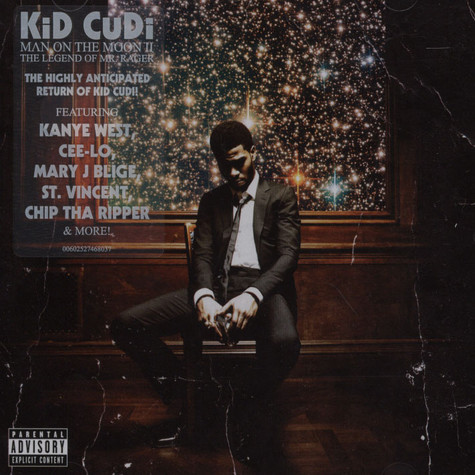 Kid Cudi - Man On The Moon Volume 2: The Legend Of Mr. Rager