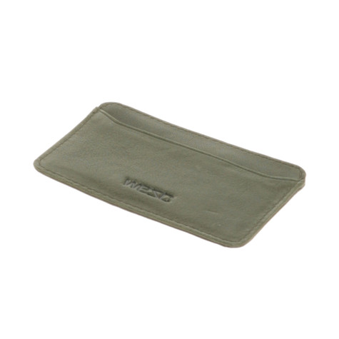 WeSC - Yngwie Leather Credit Card Case