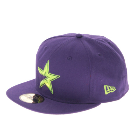 New Era - Houston Astros Seacont Logo MLB Cap