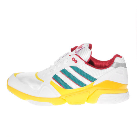 adidas - Mega Torsion RVI (White   Colaqua   White)  a709e9e2c