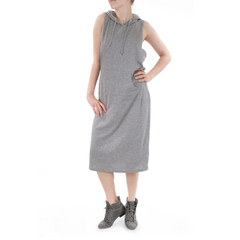 Cheap Monday - Jersey Long Hood Dress