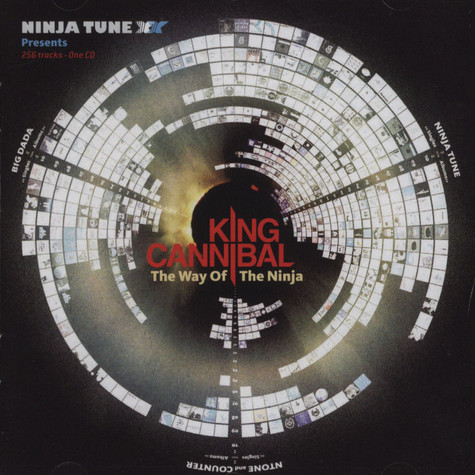 King Cannibal Pres. - Ninja Tune Xx - The Way Of The Ninja