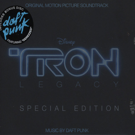 Daft Punk - OST Tron Legacy Deluxe Edition