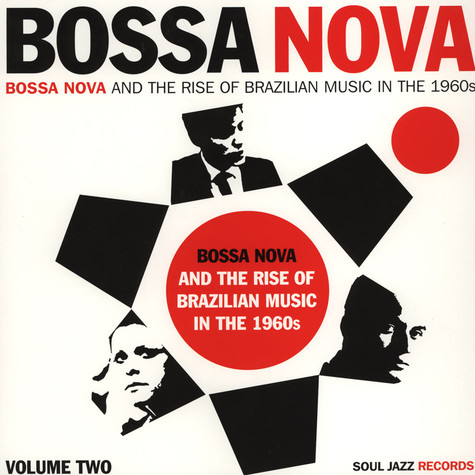 Gilles Peterson and Stuart Baker - Bossa Nova and The Rise of Brazilian Music in the 1960s LP 2