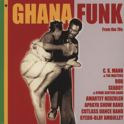 V.A. - Ghana Funk From The 70's