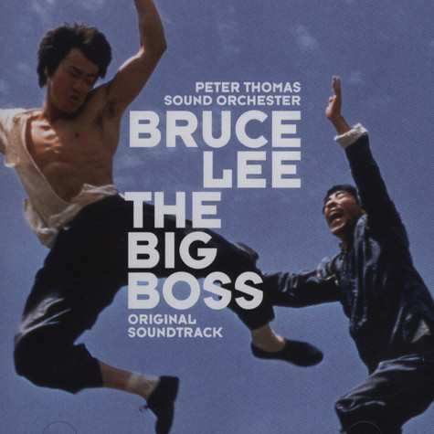 Peter Thomas Sound Orchester - OST Bruce Lee: The Big Boss
