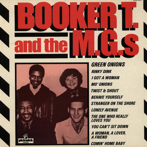 Booker T. & The M.G.'s - Booker T. & The M.G.'s