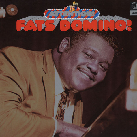 Fats Domino - Attention!