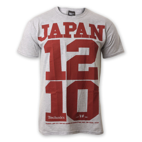 1210 Apparel - Japan 1210 T-Shirt