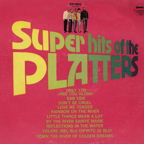 Platters, The - The Super Hits