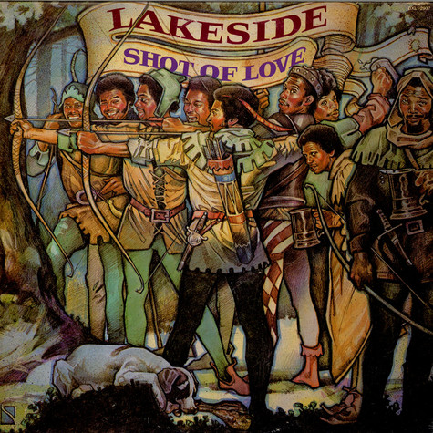 Lakeside - Shot Of Love