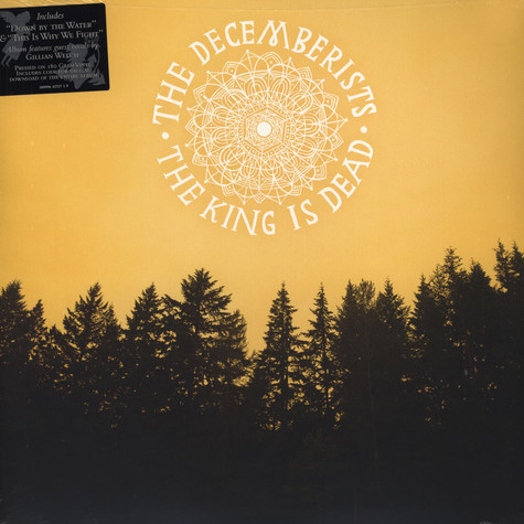 Decemberists, The - The King Is Dead