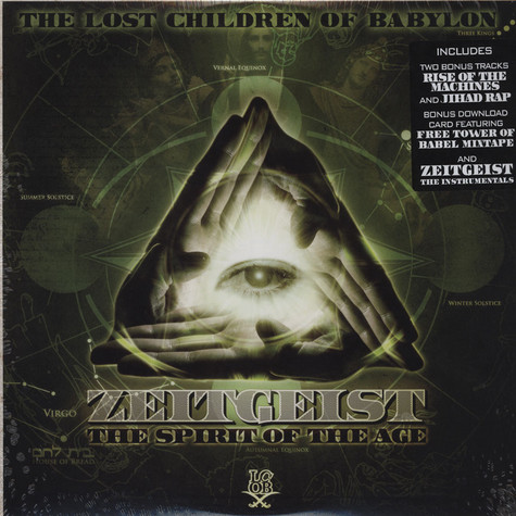 Lost Children Of Babylon - Zeitgeist: The Spirit Of The Age
