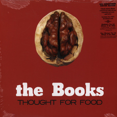 Books, The - Thought For Food