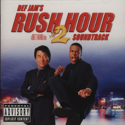 V.A. - OST rush hour 2