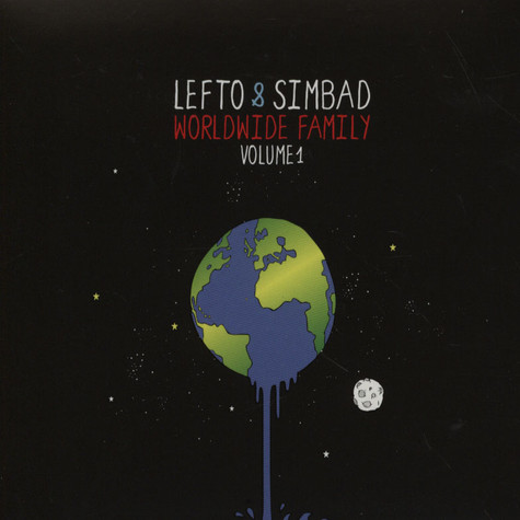 Simbad & Lefto - Worldwide Family Volume 1