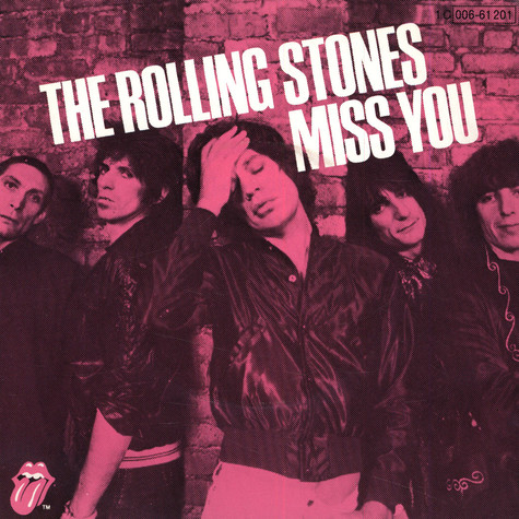 Rolling Stones, The - Miss you