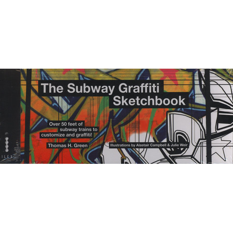 Thomas H.Green - The Subway Graffiti Sketchbook