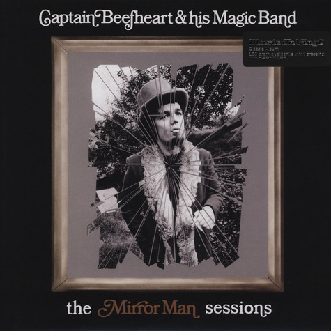 Captain Beefheart - Mirrorman Sessions