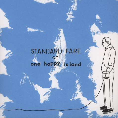Standard Fare / One Happy Island - Split 7""