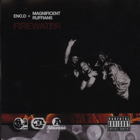 Eno.D & Magnificent Ruffians - Firewater