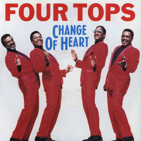 Four Tops - Change Of Heart