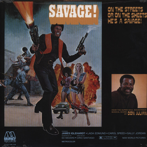 Savage! - Super Soul Soundtrack