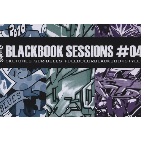 Markus Christl - Stylefile Blackbook Sessions 04