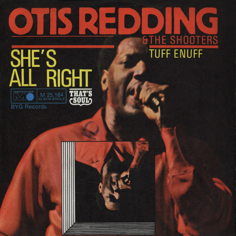 Otis Redding - She's All Right