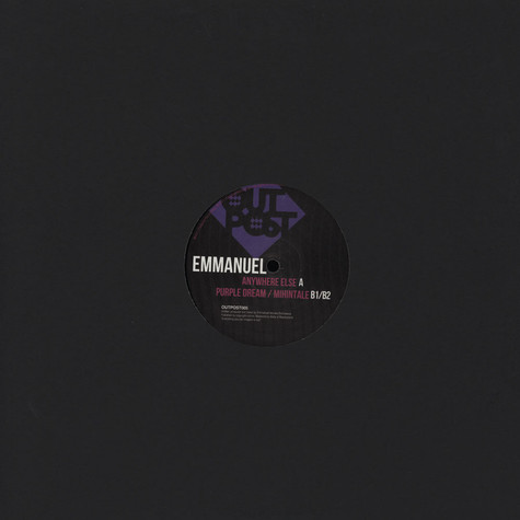 Emmanuel - Anywhere Else