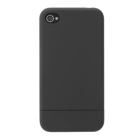 Incase - iPhone 4 / 4S Slider Case