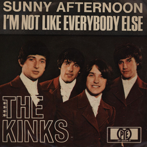 Kinks, The - Sunny Afternoon
