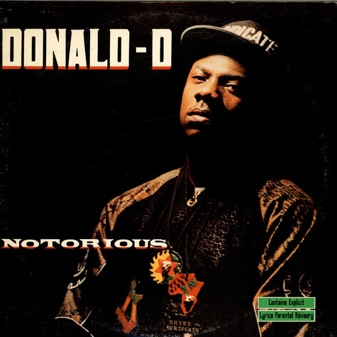 Donald D - Notorious