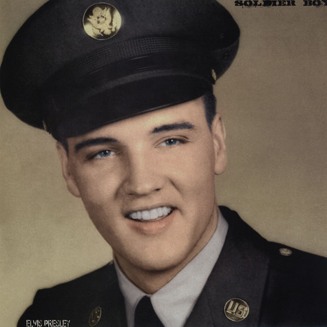 Elvis Presley - Soldier Boy