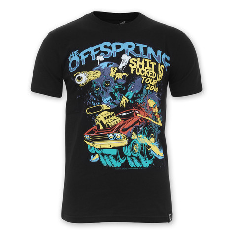 Offspring, The - Shit Is Fucked T-Shirt