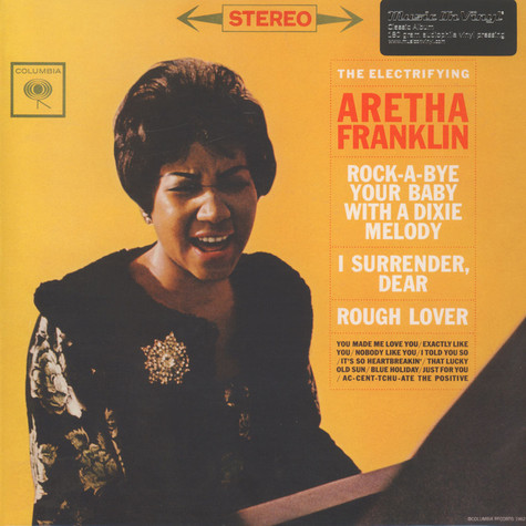 Aretha Franklin - Electrifying Aretha