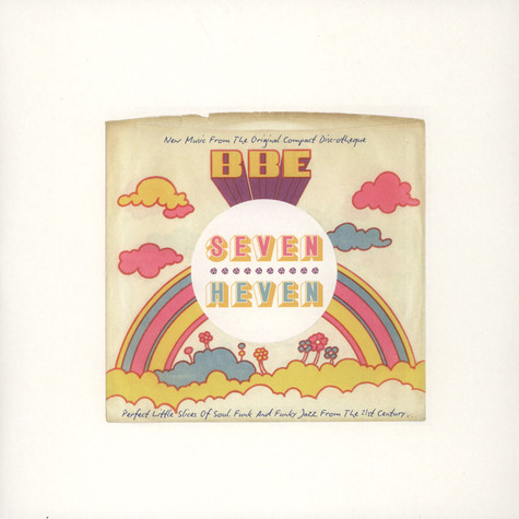 Marc Webster presents - Seven Heven: Perfect Little Slices Of Soul, Funky And Funky Jazz From The 21st Century