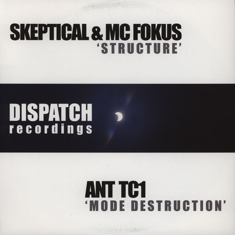 Skeptical & MC Fokus / Ant TC1 - Structure / Mode Destruction
