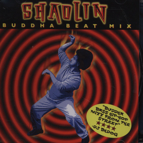 Paul Nice - Shaolin Buddha Beat Mix
