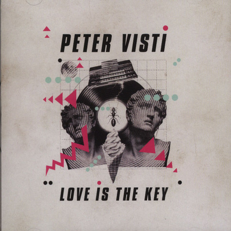 Peter Visti - Love Is The Key