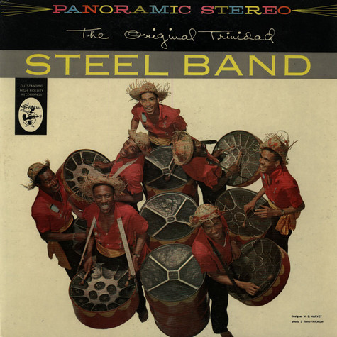 Original Trinidad Steel Band, The - Original Trinidad Steel Band