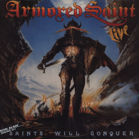 Armored Saint - Saints Will Conquer Live
