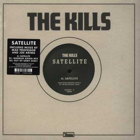 Kills, The - Satellite