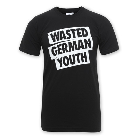 Wasted German Youth - Wasted German Youth 2011 T-Shirt