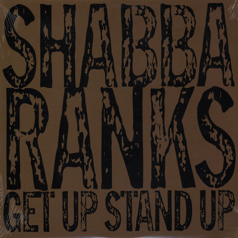 Shabba Ranks - Get Up Stand Up