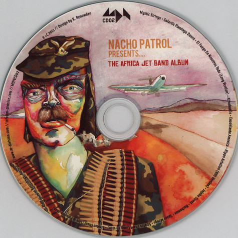 Nacho Patrol - The Africa Jet Band Experience