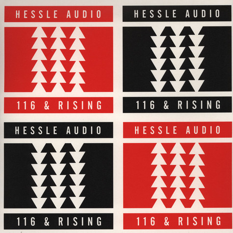 V.A. - Hessle Audio: 116 & Rising