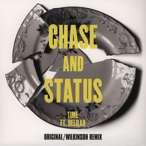 Chase & Status - Time Feat. Delilah
